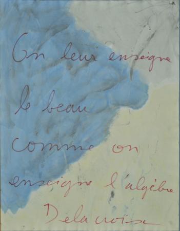Citation de Delacroix